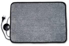 tapis chauffant bureau paillasson tapis électrique chauffant électrique pieds fußheizung