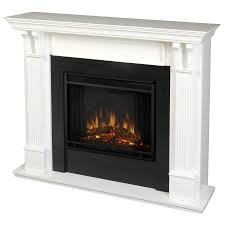 furniture white electric fireplace tv stand entertainment