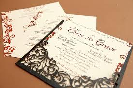 Design Invitations Laser Cut Designs Philippines Wedding Invitation Laser Cut