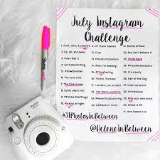Challenge Instagram July Instagram Challenge 31photosinbetween Helene In Between