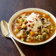 italian inspired vegetable barley soup recipes weight watchers