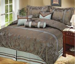 Blue And Brown Bedroom Set Restful Blue And Brown Bedding And Bedroom Decorating Ideas