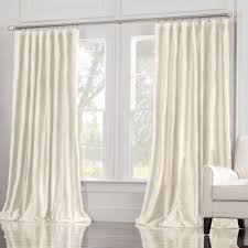 108 Inch Black And White Curtains Buy 108 Inch Curtain Panels From Bed Bath U0026 Beyond