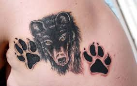 scary wolf designs
