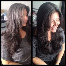 images of sallt and pepper hair 112 best hair that sparkles images on pinterest grey hair long