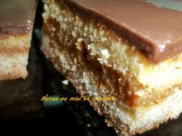 la cuisine de louisa barres au miel et chocolat le de lacuisinelouisa