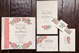 print wedding invitations 15 ways to use pretty floral prints in your wedding décor inside