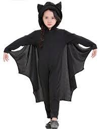 Amazon Halloween Costumes Kids Amazon Kids Bat Jumpsuit Halloween Cosplay Costume