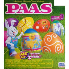 easter egg decorating kits paas classic easter egg decorating kit walmart