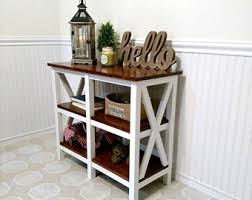 gray coffee table etsy