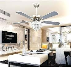 Chandelier Ceiling Fan Light Kit Crystal Chandelier Ceiling Fan Lightings And Lamps Ideas