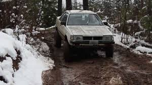 subaru loyale lifted northwest offroad subaru wagon crew feburary u002712 youtube