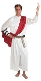 amazon com disguise mens greek god roman caesar toga theme party