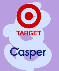 target casper mattress collaboration bedding pillow