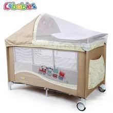 online get cheap metal baby cribs aliexpress com alibaba group