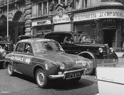 1959 renault dauphine renault dauphine stock photos and pictures getty images