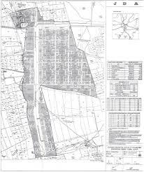 Jaipur India Map by Jaipur Development Authority Dev Vihar Plot Scheme Site Layout