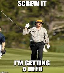 Golf Meme - winter golf it has benefits golf humour the 19th hole