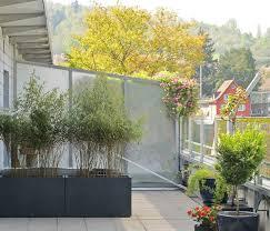 balkon bambus sichtschutz uncategorized kühles bambus sichtschutz und