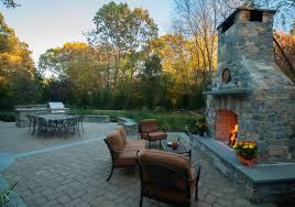 outdoor fireplaces archives clc landscape design