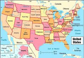 detailed map of usa and canada map usa large detailed map of usa with cities and towns travel