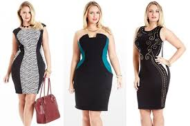 plus size dresses fall winter 2013 trend gorgeautiful