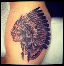 indian for leg