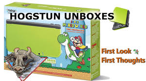 amazon n3ds black friday new u0027 nintendo 3ds xl amazon exclusive lime green unboxing youtube