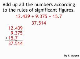 9 best physics significant figures images on pinterest math