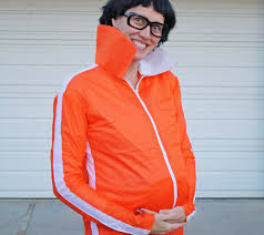 Halloween Shirt For Pregnant Women by Running With Scissors October 2012