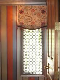 Bathroom Window Treatment Ideas Colors 55 Best Tableaux Faux Iron Window Treatments Images On Pinterest