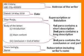 sample informal letter format personal leave letter template