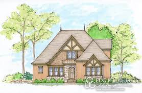 English Tudor Home Plans 4 Beds Edg Plan Collection
