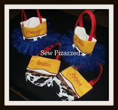 toy story woody jessie bag halloween trick treat bags