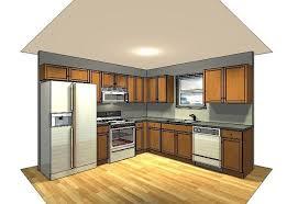 10x10 kitchen ideas 10x10 kitchen l shape our house