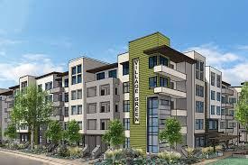 multifamily design village green apartments