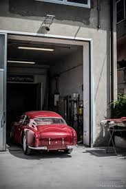 classic maserati a6g painstaking final preparations on classic maserati for villa d