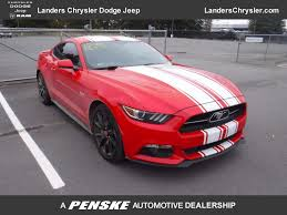 ford jeep 2015 2015 used ford mustang 2dr fastback gt at landers chrysler dodge