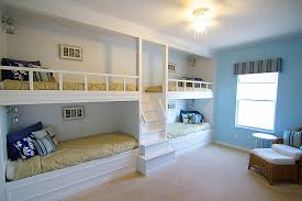 Bunk Beds Built Into Wall Built In Bunk Beds By Brianarice Lumberjocks Woodworking