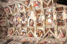 sistine chapel draws souls to eternity