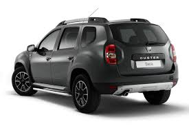 renault dacia dacia duster steel and sandero music limited edition