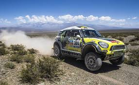 porsche dakar x raid u0027s joan roma drives mini all4 racing to 2014 dakar rally victory