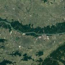 map of vienna map vienna austria area and satellite map of