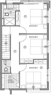 ski chalet floor plans niseko accommodation