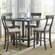 lark manor erondelle counter height dining table u0026 reviews wayfair