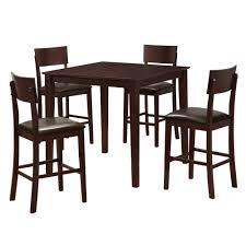 Stanley Dining Room Set 28 Wood Pub Table And Chairs Bf2102 Round Wood Pub Table
