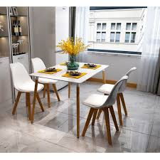 Modern Dining Room Chairs Cheap Online Get Cheap Modern Dining Room Furniture Aliexpress Com