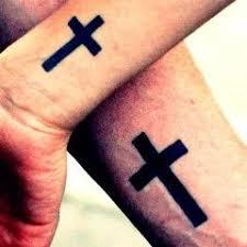 jesus religious sleeve tatting and