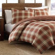 Green Plaid Duvet Cover Plaid Bedding Sets You U0027ll Love Wayfair