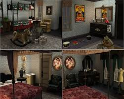 mod the sims bleakburn hall victorian gothic